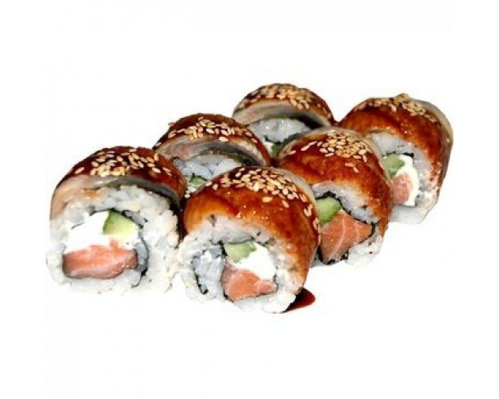 Рецепт суши канада